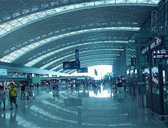 双流机场T2