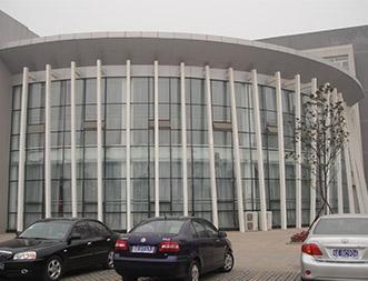 四川师范大学(铝单板)