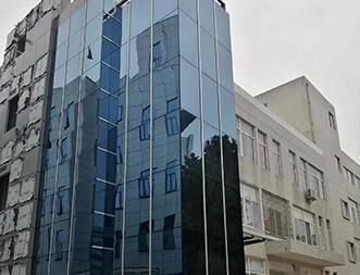 成都军区总医院(铝单板)